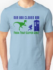 Run Clever Boy, From That Clever Girl T-Shirt