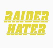 Raider Hater! Bolts Kids Clothes