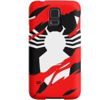 Secret Identity: Symbiote Spider Man Samsung Galaxy Case/Skin
