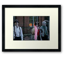 the year 210 Framed Print