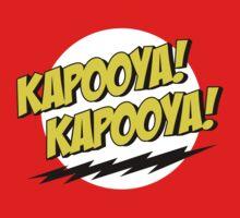 Kapooya! Kapooya! by fnaftees
