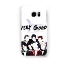 [K-POP DESIGNS] VERY GOOD - BLOCK B  Samsung Galaxy Case/Skin