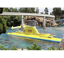 Disneyland Finding Nemo Submarine Ride Photographic Print
