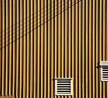 undulating butterwall by KreddibleTrout