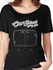 Old School PVP Women's Relaxed Fit T-Shirt