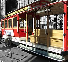 San Francisco Cable Car by Tim Topping