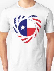 Texan American Murican Patriot Flag Series 2.0 T-Shirt