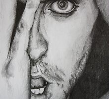 jared leto by KathrinSh