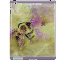 The Beauty of Nature At Work iPad Case/Skin
