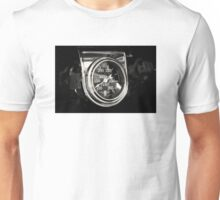 Gauge of Black and Steel Unisex T-Shirt
