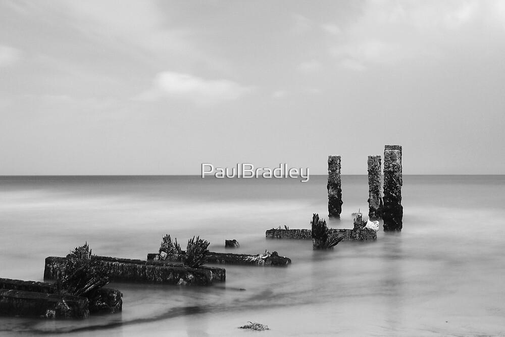 Steetley - old jetty by PaulBradley