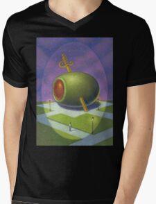 Requiem for a Martini Mens V-Neck T-Shirt