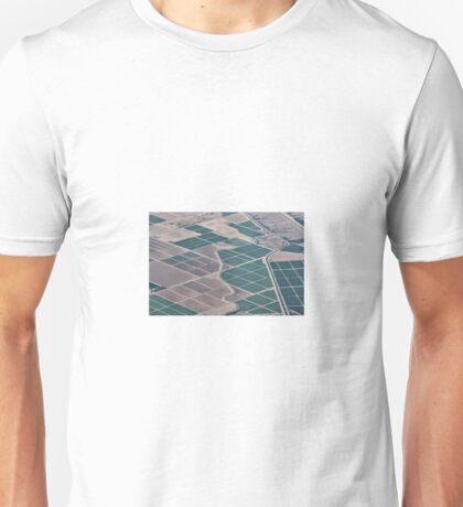Arizona Land Forms Unisex T-Shirt