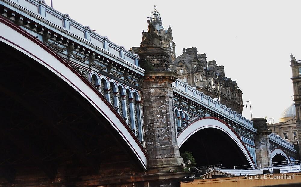 North Bridge by Karen E Camilleri