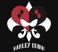 Harley Quinn - with text T-Shirt
