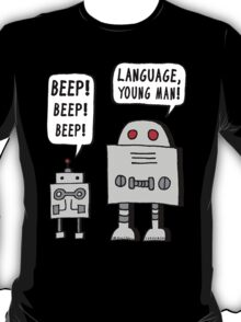 Beeping Robot T-Shirt