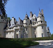 Château d'Ussé by TheRoacH