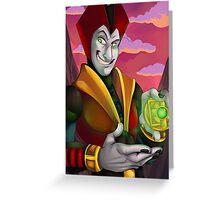 Shinnok Greeting Card