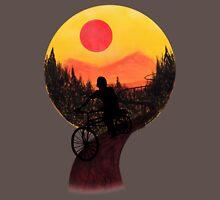 Bike Path Portal Unisex T-Shirt