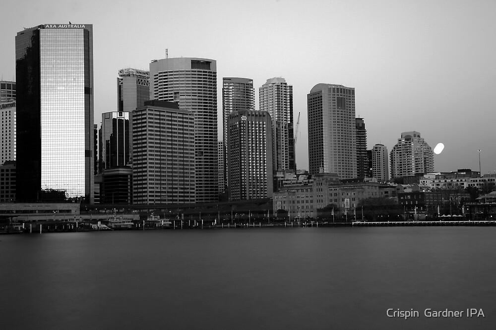 Sydney Harbour by Crispin  Gardner IPA