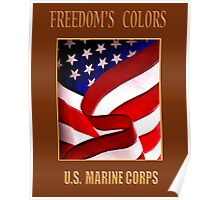 U.S. Marine Corps Poster