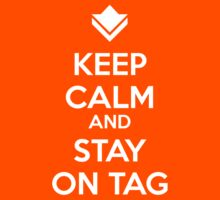 Guild Wars - Keep Calm and Stay on Tag by tyim