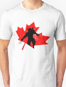 Canadian Wolverine T-Shirt