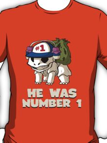 Pokédex Entry #001 T-Shirt
