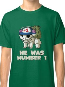 Pokédex Entry #001 Classic T-Shirt