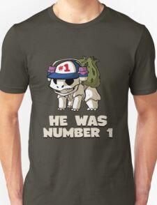 Pokédex Entry #001 Unisex T-Shirt