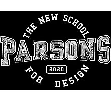 Parsons - the new school for design Photographic Print