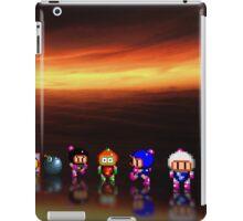 Super Bomberman pixel art iPad Case/Skin