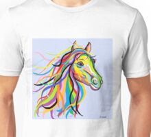 Horse of a Different Color Unisex T-Shirt