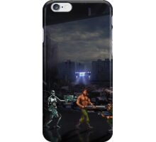 Terminator Sega Mega CD pixel art iPhone Case/Skin