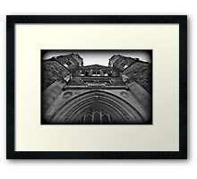 Packard Lab Framed Print