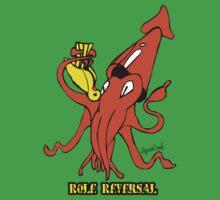 Role Reversal by FunkyDreadman