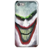 Spirit of Joker iPhone Case/Skin