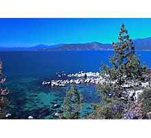 Summer Fun at Tahoe Photographic Print