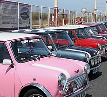 MINIS by andysax