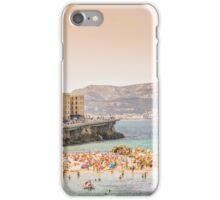 Marseille - Beach iPhone Case/Skin