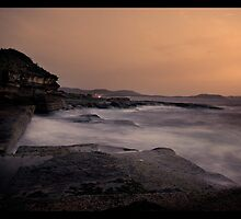 Misty Haven- Terrigal Beach, Australia by Lever Photography