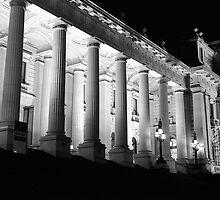 Parliament Melbourne by DonovanTM
