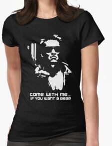 Terminator Womens Fitted T-Shirt