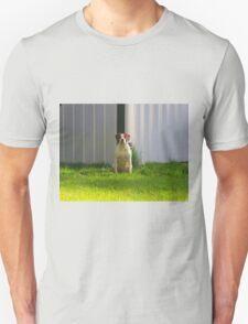 Guard Dog....just doing his job T-Shirt