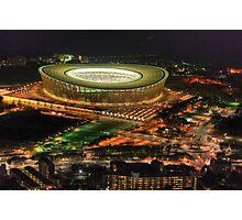 Cape Town Stadium Photographic Print