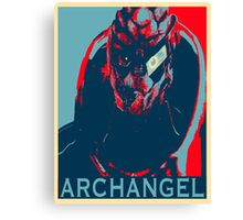 Codename Archangel Canvas Print