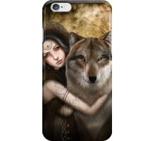 Untamed iPhone Case/Skin