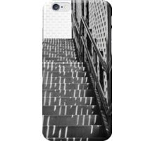 Sunlit Stairs II iPhone Case/Skin