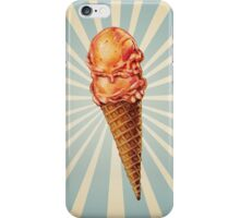 Strawberry Double Scoop iPhone Case/Skin