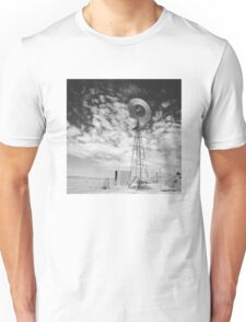 Outback water hole Infrared Unisex T-Shirt